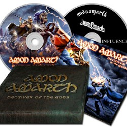 Amon Amarth - Deceiver Of The Gods [LTD Edition] - 2CD BOX
