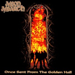 Amon Amarth - Once Sent From The Golden Hall - LP