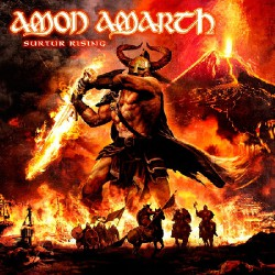 Amon Amarth - Surtur Rising - CD