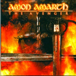 Amon Amarth - The Avenger - LP