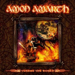Amon Amarth - Versus The World [remastered] - CD