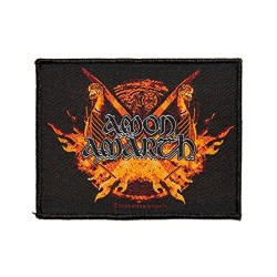 Amon Amarth - Viking Horde - Patch