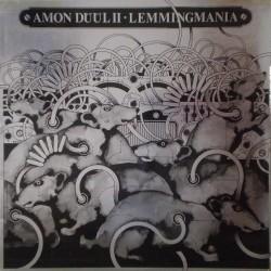 Amon Duul II - Lemmingmania - DOUBLE LP Gatefold
