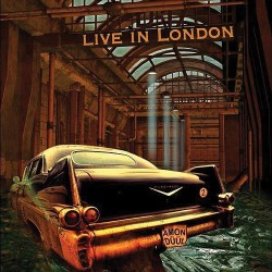 Amon Duul II - Live In London - LP