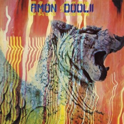 Amon Duul II - Wolf City - DOUBLE LP Gatefold