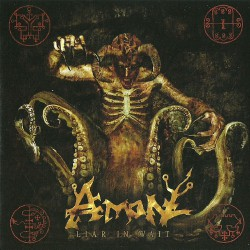 Amon - Liar In Wait - CD DIGIPAK