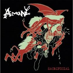 Amon - Sacrificial - CD