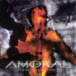 Amoral - Wound Creations - CD