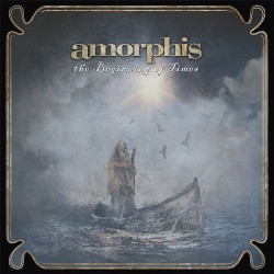 Amorphis - The Beginning Of Times - LP COLOURED