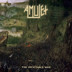 Amulet - The Inevitable War - LP