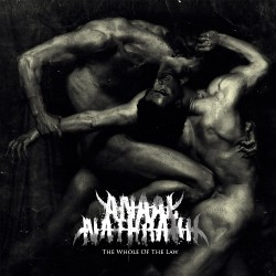 Anaal Nathrakh - The Whole Of The Law - CD