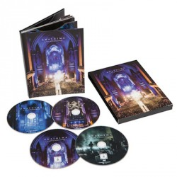 Anathema - A Sort Of Homecoming - BLU-RAY + DVD + 2CD