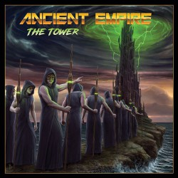 """Ancient Empire - The Tower - LP + 7"""""""