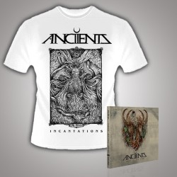 Anciients - Bundle 2 - CD DIGIPAK + T-shirt bundle