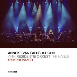 Anneke Van Giersbergen - Symphonized - Double LP Gatefold + CD