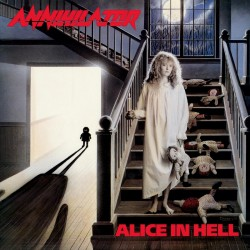 Annihilator - Alice In Hell - LP