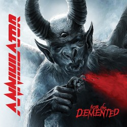 Annihilator - For The Demented - CD