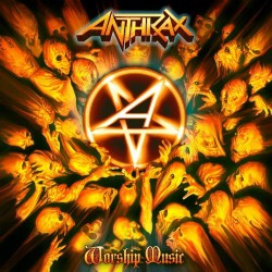 Anthrax - Worship Music - CD