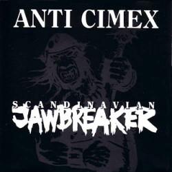 Anti Cimex - Scandinavian Jawbreaker - LP Gatefold Coloured
