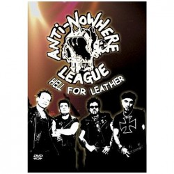 Anti Nowhere League - Hell for Leather - DVD