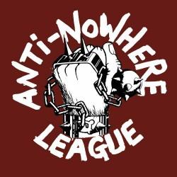 Anti Nowhere League - Long Live The League - DOUBLE CD