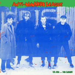 Anti Nowhere League - We are... The League - DOUBLE LP