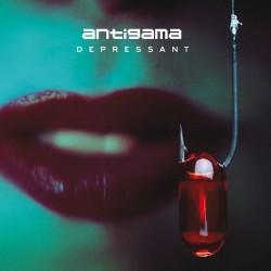 Antigama - Depressant - Mini LP coloured