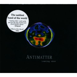 Antimatter - Leaving Eden - CD