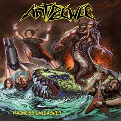 Antipeewee - Madness Unleashed - LP