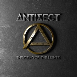 Antisect - The Rising Of The Lights - LP Gatefold