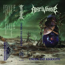 Antiverse - Under The Regolith - CASSETTE COLOURED