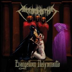 Antropomorphia - Evangelivm Nekromantia - CD