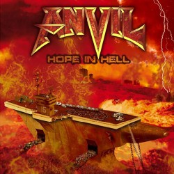 Anvil - Hope in Hell - DOUBLE LP Gatefold