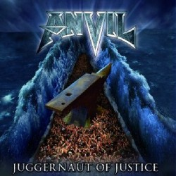 Anvil - Juggernaut of Justice LTD Edition - CD DIGIPAK