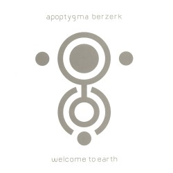 Apoptygma Berzerk - Welcome To Earth - CD DIGIPAK