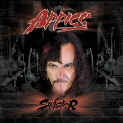 Appice - Sinister - CD DIGIPAK