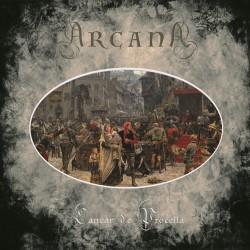 Arcana - Cantar De Procella - CD DIGISLEEVE