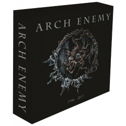Arch Enemy - 1996 - 2017 - LP BOX