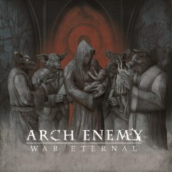 Arch Enemy - War Eternal - CD