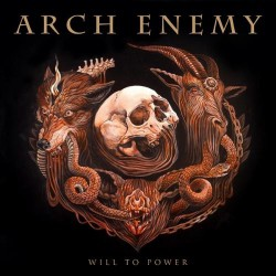 Arch Enemy - Will To Power - CD