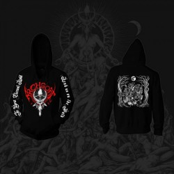 Archgoat - Lead Us On The Path - Hooded Sweat Shirt (Men)