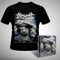 Archspire - Relentless Mutation - CD + T Shirt bundle