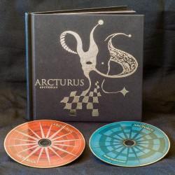 Arcturus - Arcturian - 2CD DIGIBOOK
