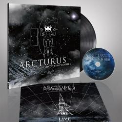 Arcturus - Sideshow Symphonies - LP Gatefold + DVD