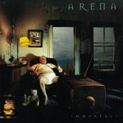 Arena - Immortal? - CD