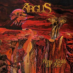 Argus - From Fields Of Fire - CD