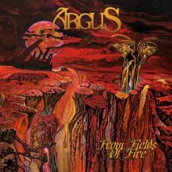 Argus - From Fields Of Fire - DOUBLE LP Gatefold