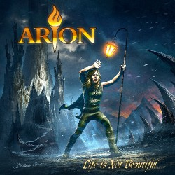 Arion - Life Is Not Beautiful - CD DIGIPAK