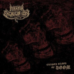 Arkaik Excruciation - Cursed Blood Of Doom - LP
