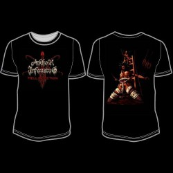 Arkhon Infaustus - Hell Injection - T-shirt (Men)
